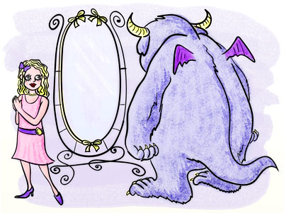 Little Miss Mary and the Big Monster Makeover  Page0_9